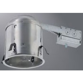 Eaton 6 in. Aluminum Recessed Lighting Housing for Remodel Ceiling Insulation Contact Air  sc 1 st  Winsupply & Eaton 6 in. Aluminum Recessed Lighting Housing for Remodel Ceiling ...